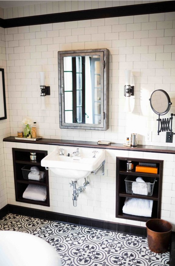 Loving Patterned Cement Tile - The Sweetest Occasion